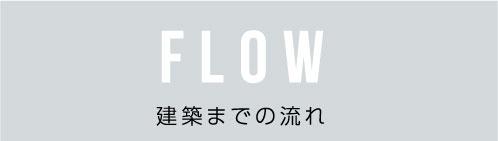 FLOW 建築までの流れ